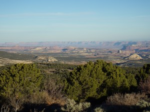 MoreCanyonLandsView