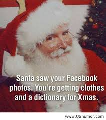 SantaSawFacebook